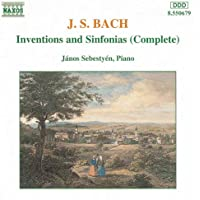 Bach, J.S.: Inventions And Sinfonias, Bwv 772-801 / Anna Magdalena's Notebook (Fragments)