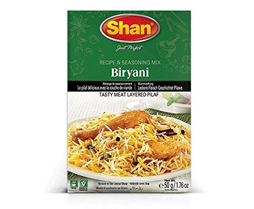 5. Shan Chicken Biryani Masala