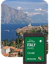 Satmap Italien Norden Adv 1:25k .