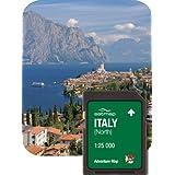 Satmap mapcard: Italie du Nord Carte Aventure 25K