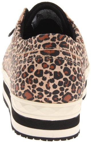 DC - Sneaker DC CREEPER, Donna Multicolore (Mehrfarbig (LEOPARD PRINT))