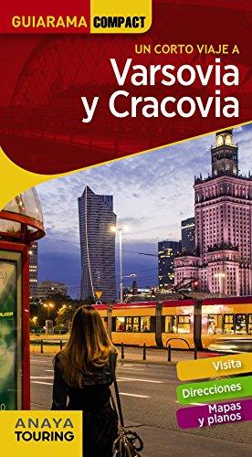 Varsovia y Cracovia (Guiarama Compact - Internacional) por Anaya Touring