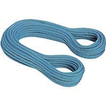 Mammut 9.5 Infinity Classic Standard. Cuerda Simple, Unisex Adulto, Azul / Blanco, 70 M