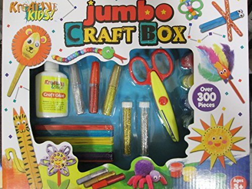 JUMBO CRAFT BOX - GIANT BOX FILL...
