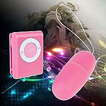 Mujer juguetes sexuales USB pulgas vibración a distancia inalámbricos