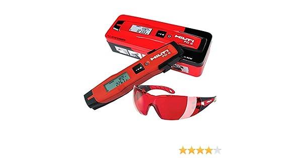 Hilti Pd5 Laser Entfernungsmesser : Hilti pd laser distanzmessgerät amazon baumarkt