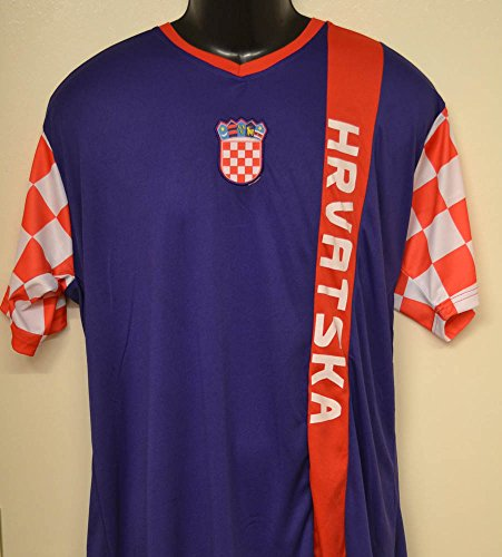 Kroatien Trikot WM 2018 Größe S Trikot