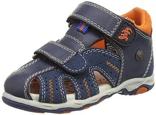 Lurchi Joxy, Jungen Geschlossene Sandalen, Blau (dk.jeans 42), 22 EU