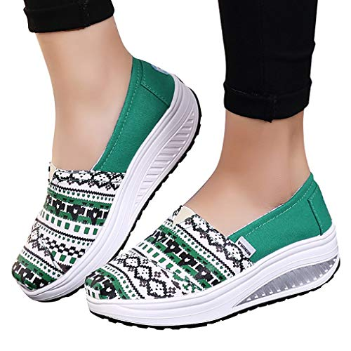 Berimaterry Zapatillas De Deporte Zapatos Talla 35-42 Respirado Ligero Malla Mujeres Deporte Running...
