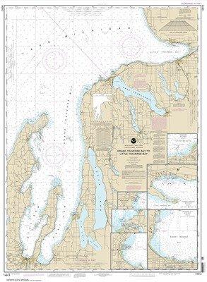 NOAA Chart 14913 by NOAA Nautical Charts