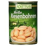 Produkt-Bild: Kattus Weiße Riesenbohnen, 250 g