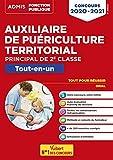 Concours Auxiliaire de Periculture Territorial - Categorie C - Tout-en-un - Concours 2019-2020...