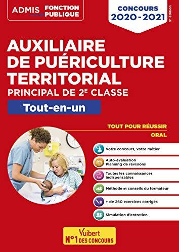 Concours Auxiliaire de Periculture Territorial - Categorie C - Tout-en-un - Concours 2019-2020 par Lebrun Pierre-Brice,Lefort Marie-Christine