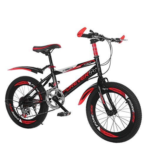 Xiaotian Erwachsene Kinder Outdoor Mountainbike Student Fahrrad Reise Kinder Fahrrad Geeignet für Kinder Fahrrad -18 Zoll,B,18inches