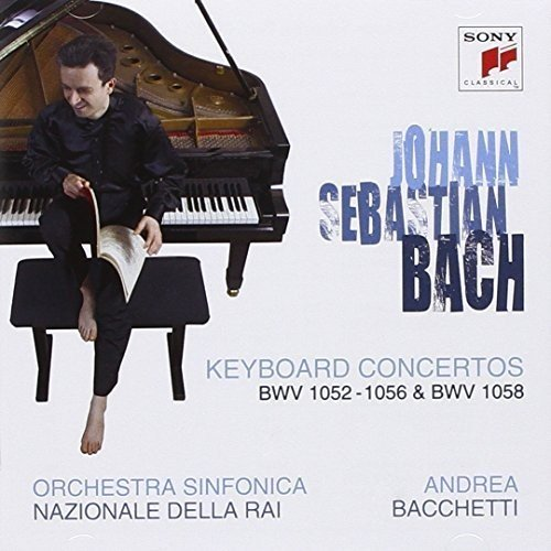 Bach: Piano Concertos [2 CD]