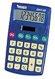 Texet EDUC-8D Semi Desktop Calculator - Blue