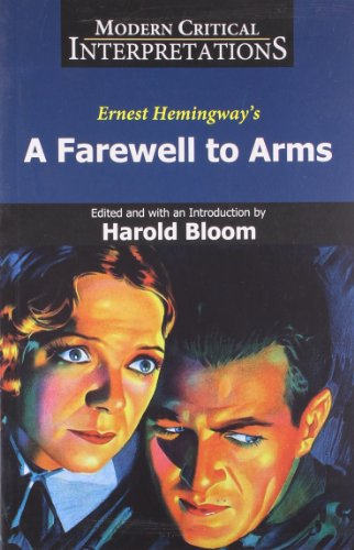 Book cover for A Farewell to Arms