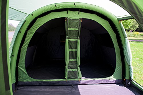 Coleman FastPitch Air Valdes Inflatable Tent, 4 Person – Green