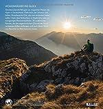 National Geographic Bildband: Hütten hoch 2 - Neue Sehnsuchtsorte in den Alpen - Traumhafte Hütten mit atemberaubender Aussicht und Lage in Bayern, Österreich, der Schweiz und Italien - Mit Wandertipps - Frank Eberhard