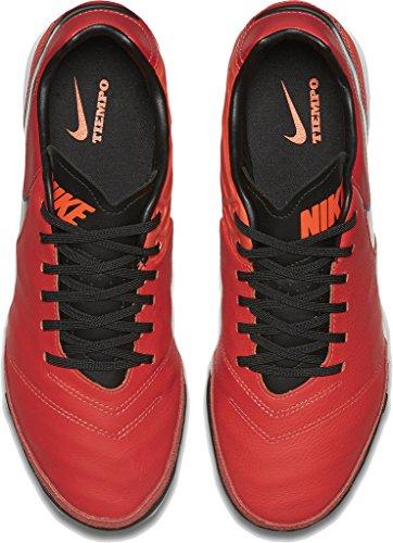 Chuteiras lt V Vermelho Homens Tf Crmsn Prata ttl Tiempo Crmsn Laranja Mysticillusions Nike Slvr Mtllc AwaqazctX