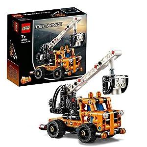 LEGO Gru a cestello LEGO