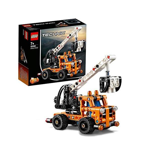 LEGO Technic - Gru a cestello, 42088 1 spesavip