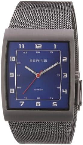 BERING Time Herren-Armbanduhr Slim Classic