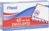 Mead #6 3/4 Air Mail Envelopes, 40 Count (74212) by Mead