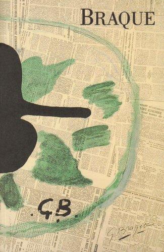G. Braque: Oeuvre gravé par Rene Char, et al