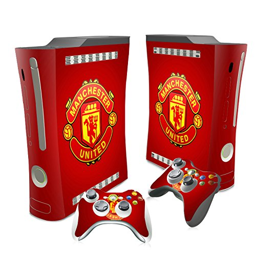 manchester-united-fc-xbox-360-decal-skin-cover-stickers-for-console-and-2-controllers