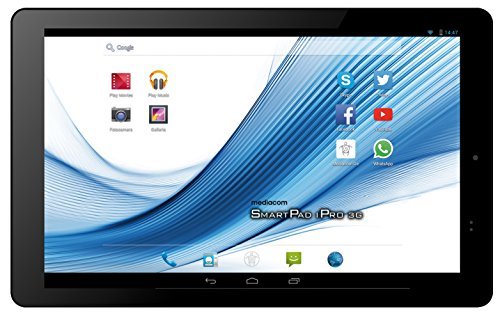 Mediacom Smart PAD IPRO 10.1 M-IPRO110 16GB 3G Tablet Computer