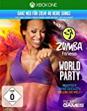 Kinect Zumba Fitness World Party XB-One