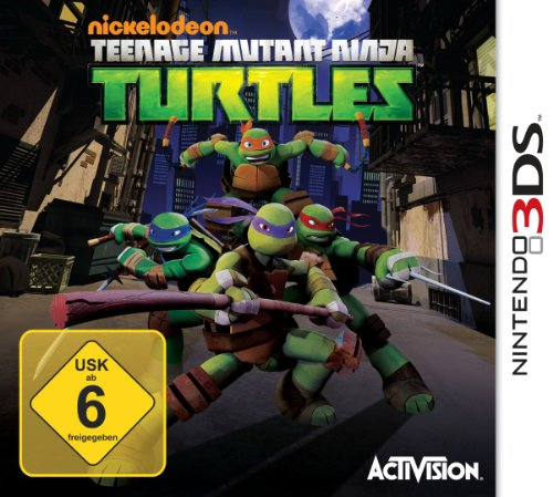 Teenage Mutant Ninja Turtles (Turtles Ninja Mutant Nintendo Teenage)