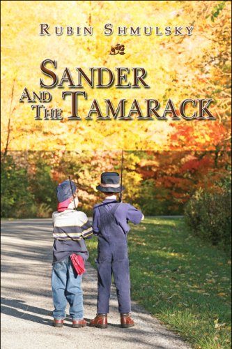 Sander and the Tamarack Cover Image