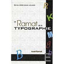 Le Ramat de la typographie édition 2008