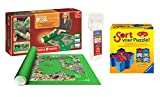 Outletdelocio. Pack Puzzle Roll 3000 XXL. Tapete universal para...