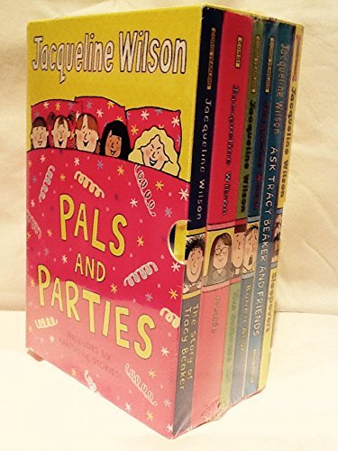 Pals and Parties by Jacqueline Wilson (Box set, 2014) Paperback