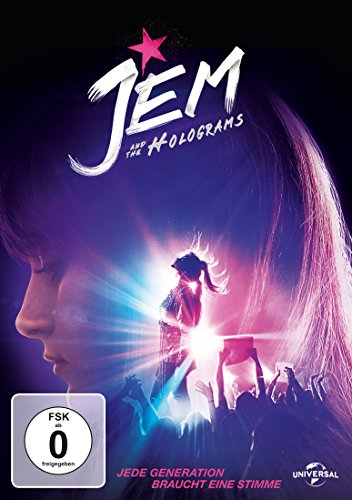 Jem and the Holograms - Jem Spas