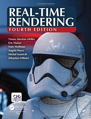 Real-Time Rendering, Fourth Edition por Tomas Akenine-Möller