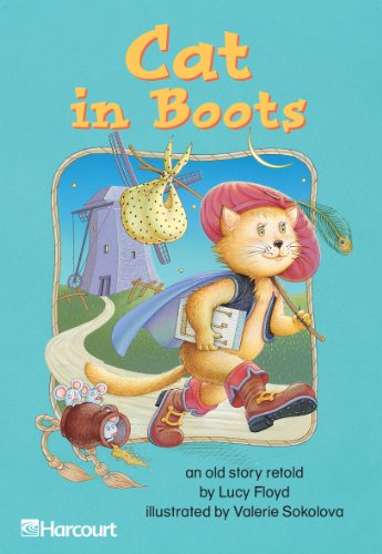 Cat in Boots por Lucy Floyd