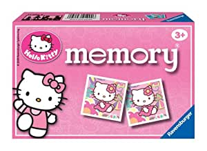 Ravensburger - 21992 - Jeu Educatif et Scientifique - Memory Hello Kitty