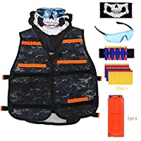 Toys Gifts for 4-12 Year Old Boy Girls,Tactical Vest Kit for kids Toys for 5-10 Year Old Boys Girls Age 4-13 Birthday Present