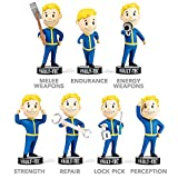 Fallout 4 Vault Boy 111 Bobble Head Series 1: Lock Pick Vergleich