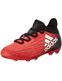 adidas X 16.1 FG J, Boys' Football Competition Shoes