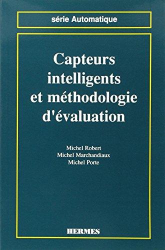 Capteurs intelligents et méthodologie d'évaluation par Michel Porte