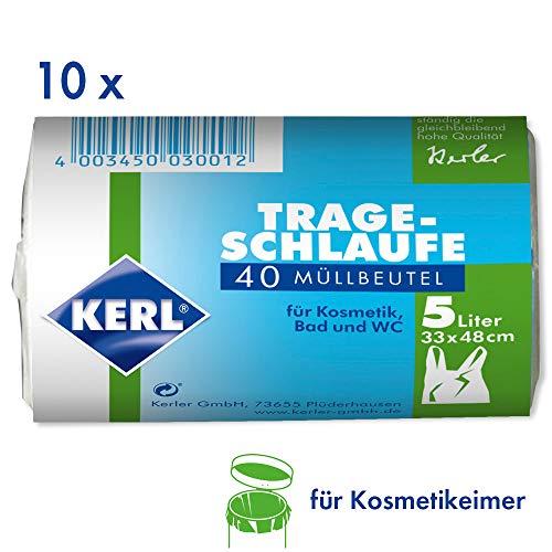 Kerl 4003450023014 - Bolsas de basura 5 L