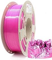 Reprapper Filament Silk PLA 1.75 (± 0.03 mm) 1kg pour Imprimante 3D, Shiny PLA avec une Brillance Soyeuse Nacr