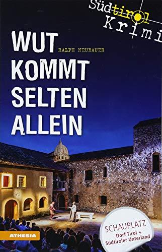 Buchseite und Rezensionen zu 'Wut kommt selten allein' von Ralph Neubauer