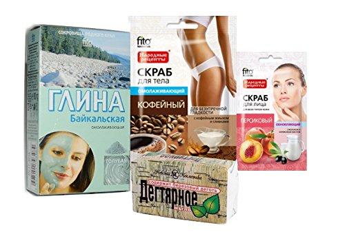 cura-del-corpo-kit-baikal-cosmetico-blu-argilla-100g-fitocosmetic-tar-soap-bar-nevacosmetic-140g-pes
