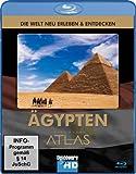 Ägypten - Discovery Atlas [Blu-ray] -